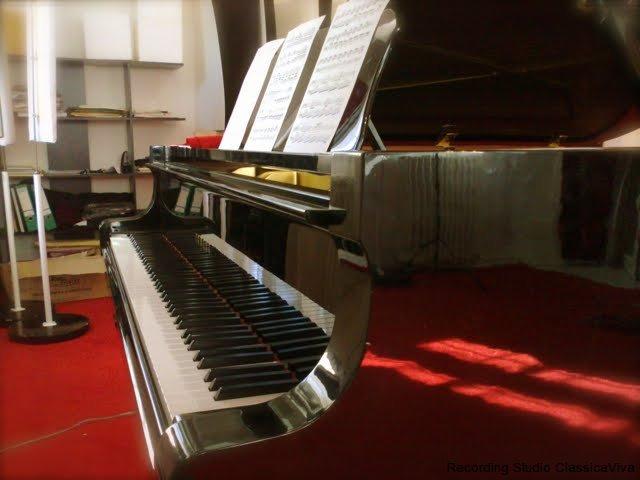 recording studio classicaviva